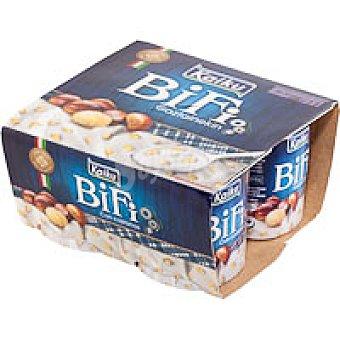 Kaiku Bifi con castañas Pack 4x125 g