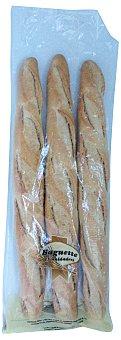 Mercadona Pan baguette 3 unidades de 250 g (750 g)