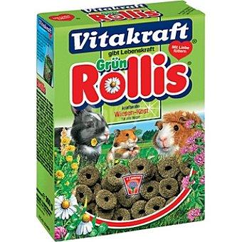 VITAKRAFT ROLLIS Alfalfa para roedores paquete 300 g Paquete 300 g