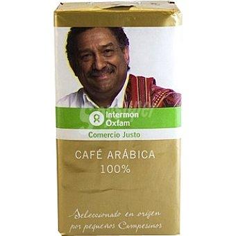 Intermón Oxfam Café natural molido 100% arábica Paquete 250 g