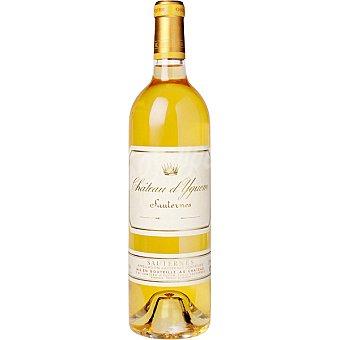 Château d'Yquem Sauternes vino blanco dulce de Francia Botella 75 cl