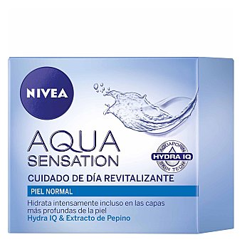 Nivea Crema de día hidratante intensiva Aqua Sensation 50 ml