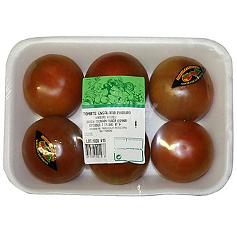 Tomate ensalada de Zaragoza peso aproximado Bandeja 1 kg