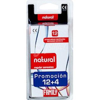 Family Preservativo Caja 12 unid