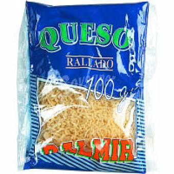 Dalmir Queso rallado Bolsa 100 g