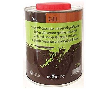 INVICTO Decapante DK gel de , invicto 750 ml