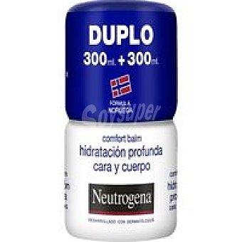 Neutrogena Duplo Bálsamo Confort Pack 600