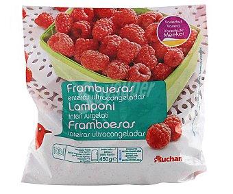 Auchan Frambuesa congelada 450 g
