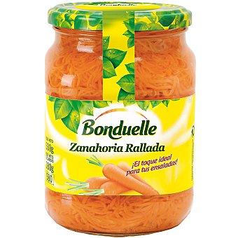 Bonduelle Zanahoria rallada Frasco 280 g neto escurrido