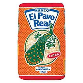 El Pavo Real Arroz redondo categoría extra 1 kg