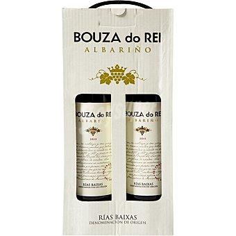 Bouza do Rei Vino blanco albariño DO Rías Baixas caja 2 botellas 75 cl