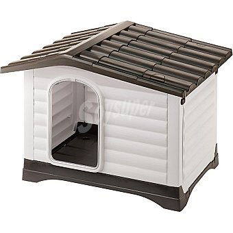 Ferplast Caseta para perro modelo Dogvilla medidas 73x59x53 cm 1 unidad