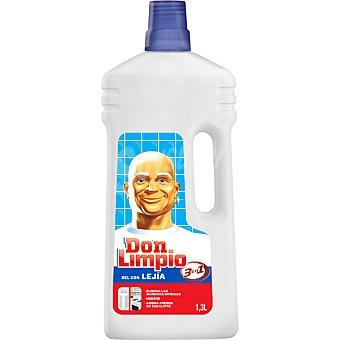 Don Limpio Limpiador gel con lejia Botella 13 l