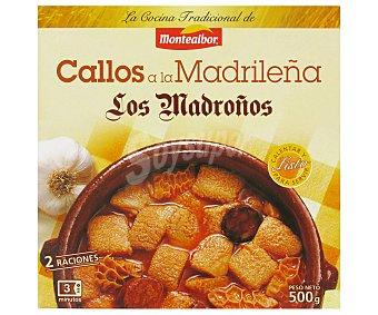 Los Madroños Callos a la Madrileña 500g
