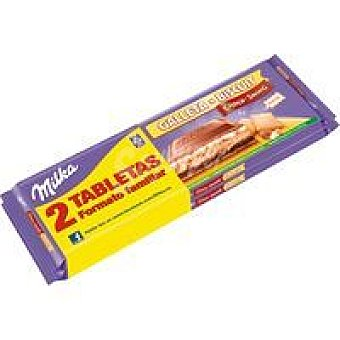 Milka Chocogalleta Pack 2x300 g