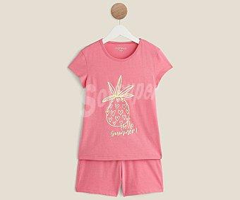 In Extenso Pijama corto para niña talla 6 talla 6.