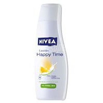 Nivea Body Happy Time Bote 400 ml