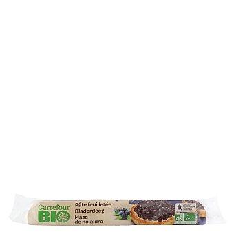 Carrefour Bio Masa de hojaldre 230 g