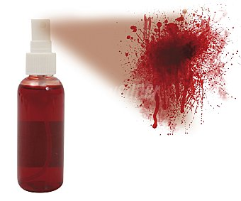 MY OTHER ME Bote de sangre en spray de 75 mililitros, Halloween Spray 75ml