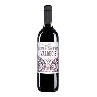 Valdeois Vino Tinto Joven Valdeorras Botella 75 cl