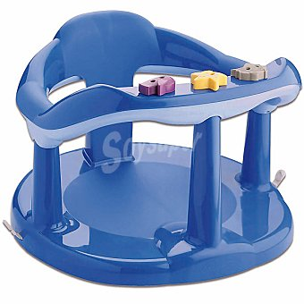 PLANET BABY Asiento de baño Aquababy en color azul
