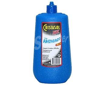 Cristasol Ajax Limpia cristales con amoniaco Botella 1 l