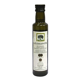Germanor Aceite de oliva virgen extra Arbequina 250 ml