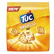 Bakefuls crackers horneados al punto de sal Paquete 80 g Tuc