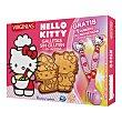 Galletas Hello Kitty sin gluten y sin lactosa Caja 158 g Virginias