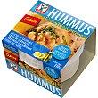 Hummus dieta mediterránea crema de garbanzos para untar o acompañar platos Envase 220 g YGRIEGA