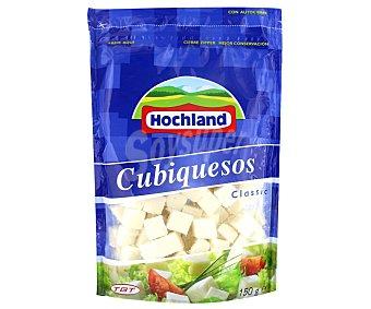 Hochland Cubiquesos Queso para ensalada en tacos 150 g