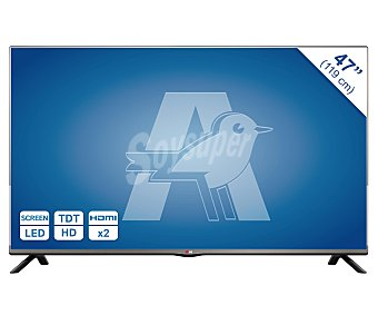 """LG Televisión 47"""" 47LB5610 1 unidad"""