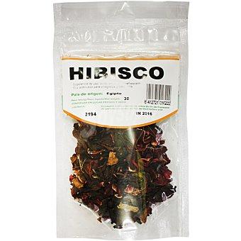 LA ESPECIERA DEL NORTE Flor de hibisco bolsa 30 g Bolsa 30 g