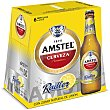Cerveza Radler con zumo de limón  Pack 6 u x 25 cl Amstel