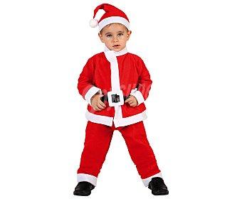 Atosa Disfraz infantil de Papá Noel confeccionado en adulto, talla M-L, ATOSA.