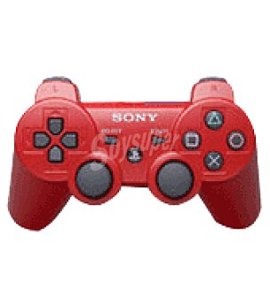Sony PS3 controll dual shock 3 red Unidad