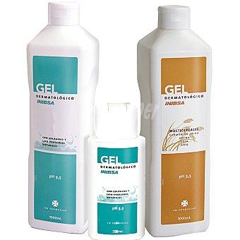 Inibsa Gel dermatológico con colágeno y gel multicereales Pack 2 envases 1000 ml