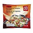 Parrillada de verduras con pollo Bolsa 500 gr DIA