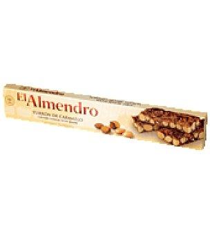 El Almendro Turrón al caramelo 150 g