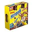 Postre lácteo de chocolate Go Pack 4x80 ml Nesquik Nestlé