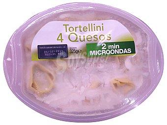 PLATOS TRADICIONALES Comida preparada tortellini 4 quesos Bandeja 325 g
