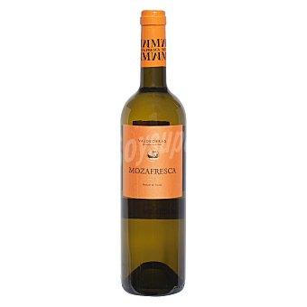 Moza fresca Vino Blanco Botella 75 cl