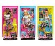 Barbie movimiento sin límites con 22 articulaciones, modelos surtidos,  Barbie