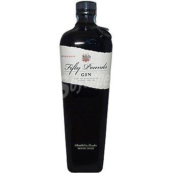 FIFTY POUNDS Ginebra inglesa Botella 70 cl