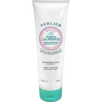 PERLIER White Almond Crema hidratante fluida Tubo 250 ml