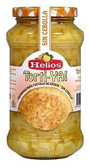 Helios Tortilla sin cebolla 390 g