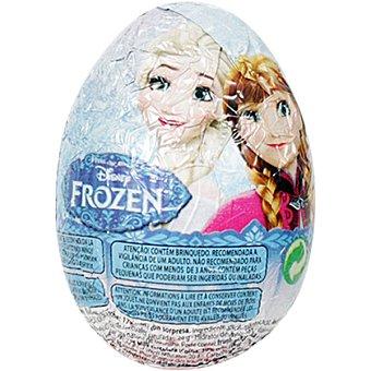 MIGUELAÑEZ Frozen huevo de pascua de chocolate  envase 50 g