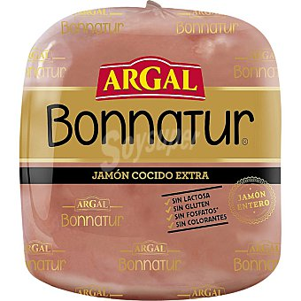 Bonnatur Argal Jamón cocido extra 100 gramos