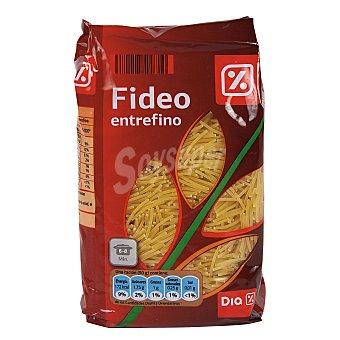 DIA Fideo entrefino Paquete 500 gr