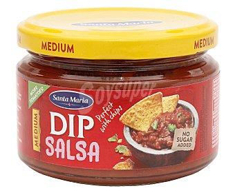 Santa Maria Salsa mejicana picante perfecta para los chips 250 g